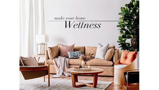 6 krokov k domácemu wellness