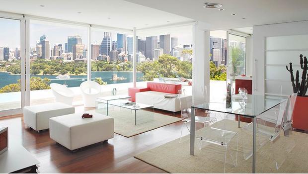 Apartmán v Sydney