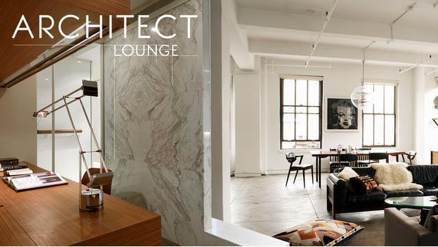 Apartmán architekta