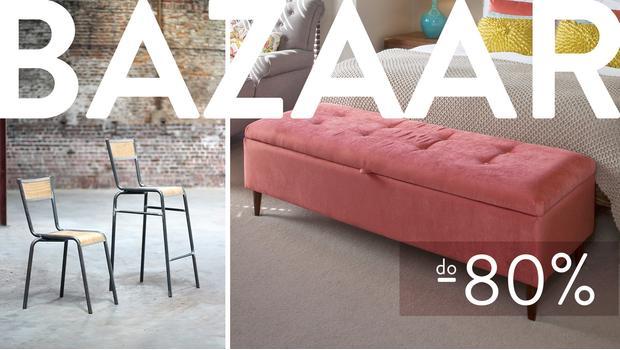 BAZAAR: sedací nábytok