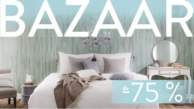 BAZAAR: Štýlová spálňa