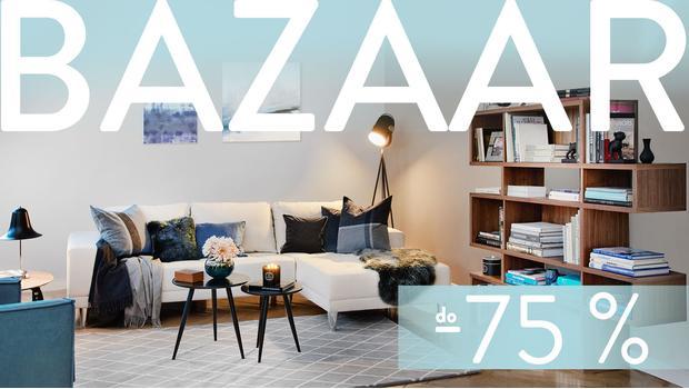 BAZAAR: Rodinná obývačka