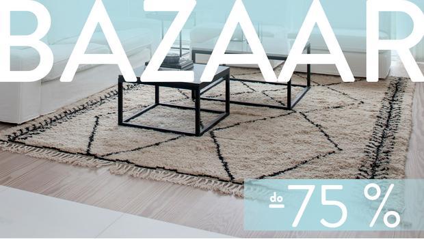 Bazaar: koberce