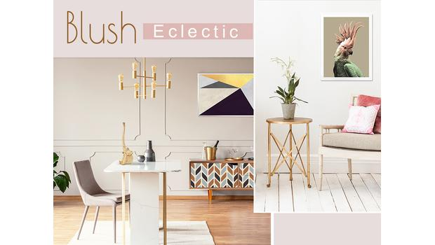 Blush Eclectic