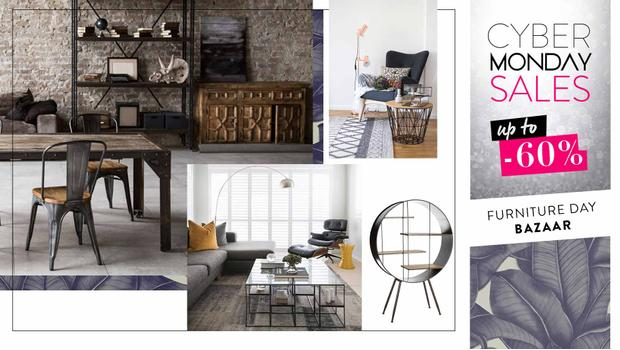 Bazaar: kolekcia nábytku