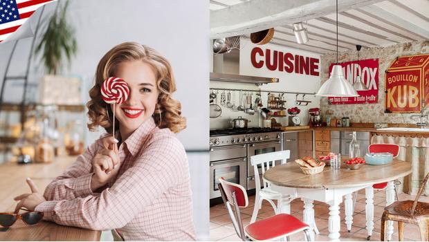 Americká kuchyňa ★PIN-UP!