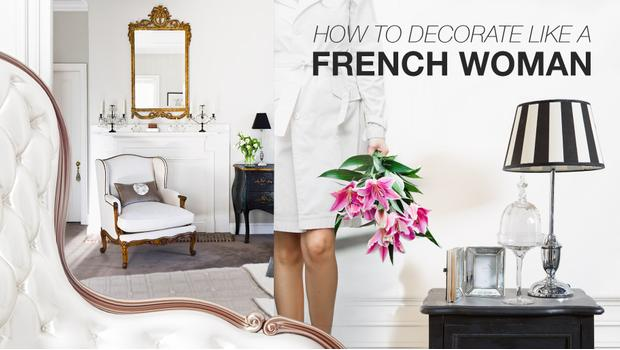 Zariaďte si byt ako Parížanka