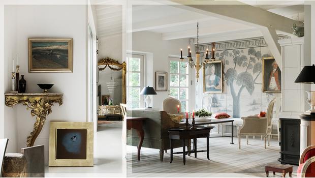 Apartmán aristokratky