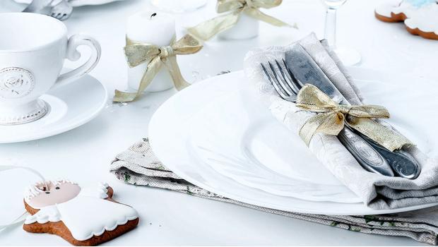 Aranžujeme vianočný stôl