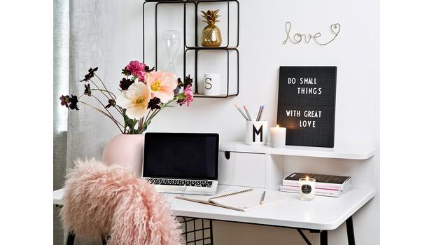Zorganizujte domácu kanceláriu