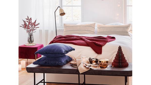 Bavlnená posteľná bielizeň