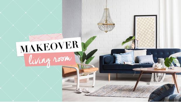 Zmeňte svoju obývačku