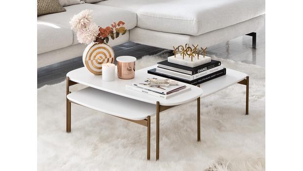 Ako naaranžovať stolík?
