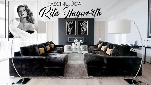 Zvodný pôvab Rity Hayworth