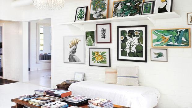 Ako vytvoriť domácu galériu?