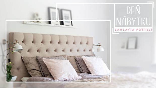 Záhlavia postelí