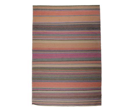 Bunt Gestreifte Teppiche Die Funfte Wand Wird Farbenfroh Westwing