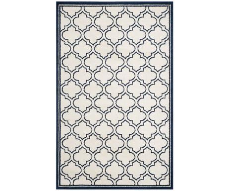 Blaupause Fur Den Boden Teppiche In Turkis Azur Indigo Westwing