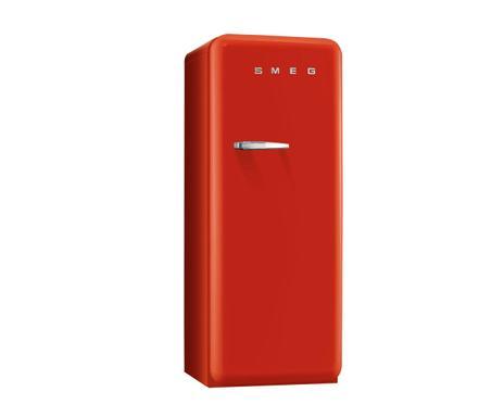 Retro Kühlschrank Orange : Smeg kühlschränke im retro look westwing
