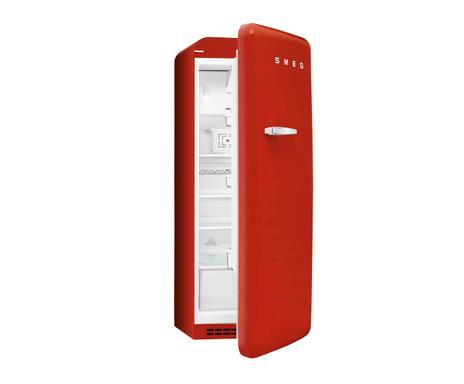 Smeg Kühlschrank Ohne Gefrierfach : Smeg kühlschränke im retro look westwing