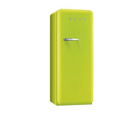 Kühlschrank Retro Optik : Smeg kühlschränke im retro look westwing