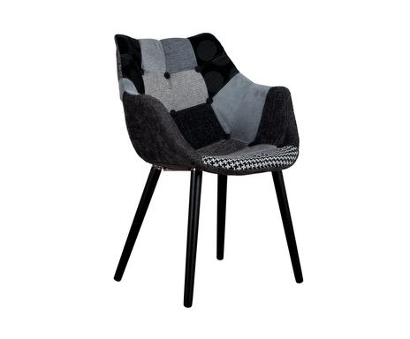 Stoel Zuiver Eleven : Zuiver fifteen up. interesting navy blue armchair chair with