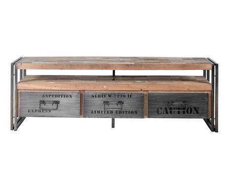 Industryal bois recyclé mobilier mobilier en bois recyclé westwing