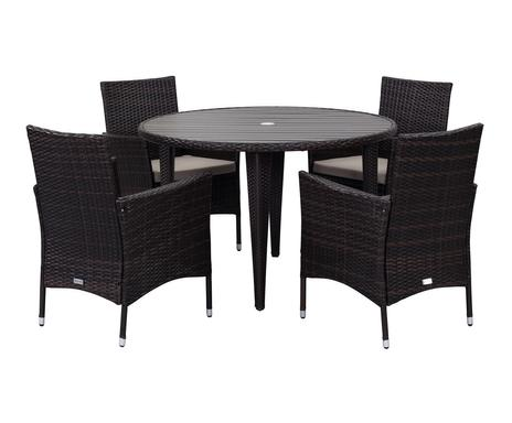 100% Outdoor bois Spécial mobilier outdoor | Westwing