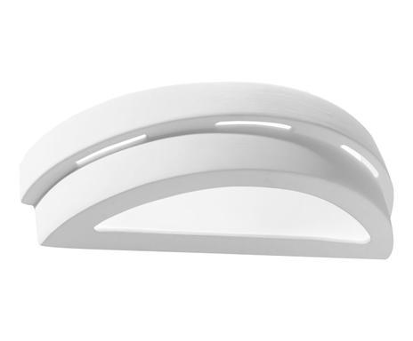 Appliques en céramique toutes de blanc vêtues westwing