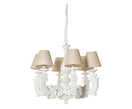 Lampadario legno bianco wodewa lampadari a legno sospensione