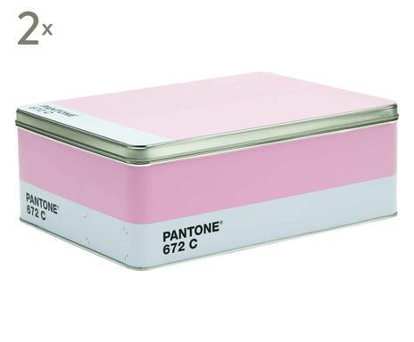 Sedia Pantone Rosa : Pantone tavola sedie deco westwing