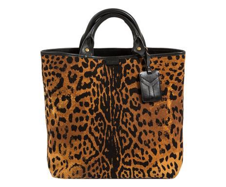 59f7f0bae9 Portafoglio giallo con chiusura argento Verifica la disponibilità Borsa  shopper leopardata Verifica la disponibilità ...