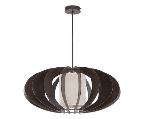 Lampadario Bianco Legno : Biva ideal lux lampada da tavolo in legno lightinspiration