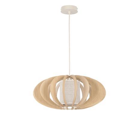 Lampadario Bianco Legno : Legno in luce lampade lampadari applique westwing