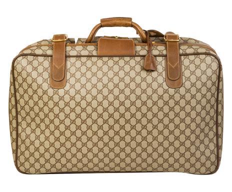 ... Valigia semirigida in canvas e pelle monogram Gucci - 51x33x28 cm  Verifica la disponibilità ... 3967c0e7db49