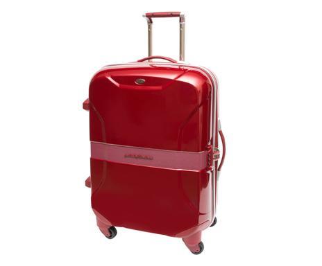 7900699949 ... Trolley rigido in policarbonato Pininfarina rosso - 44x63x28 cm  Verifica la disponibilità ...