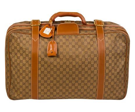 ... Valigia Gucci semirigida - monogram con chiusura a zip Verifica la  disponibilità ... bc07ad74c8f2