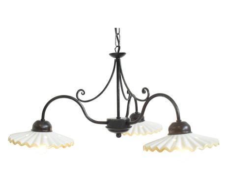 Lampadari In Ferro E Ceramica : Atmosfere di luce lampade di charme westwing
