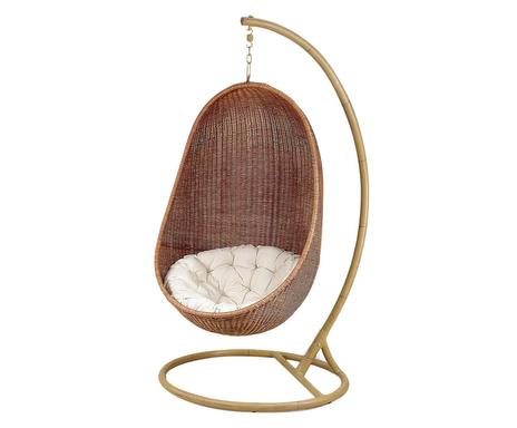 Hangstoel Met Parasol.Grey Labelz Tuinmeubels En Parasols Westwing