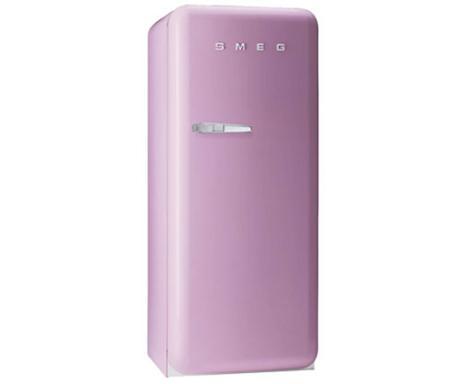 Retro Smeg Koelkast : Smeg koelkasten in retro look westwing