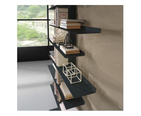 Boekenkast Voor Uitnodigend : De omgevallen boekenkast metropool