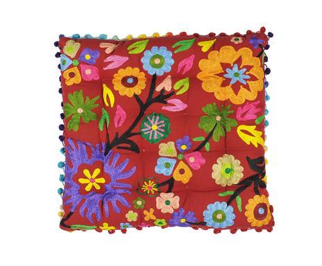 Super Happy Hippie Houten meubels & kleurrijke kussens | Westwing TI-17