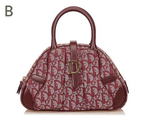 """ce671908265ba ... """"Leather Lady Dior"""" Sprawdź dostępność Torebka """"Diorissimo PVC Mini  Boston"""" Sprawdź dostępność ..."""
