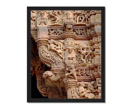 """5e36942193b27a ... Dekoracja ścienna """"Detail carving"""", 40 x 50 cm Sprawdź dostępność ..."""