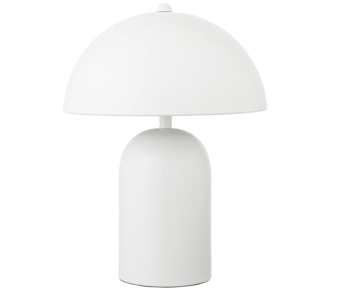 Lampada da tavolo Walter bianco
