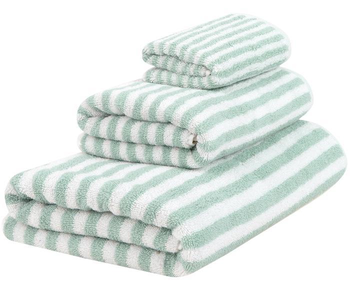 Set de 3 toallas Viola