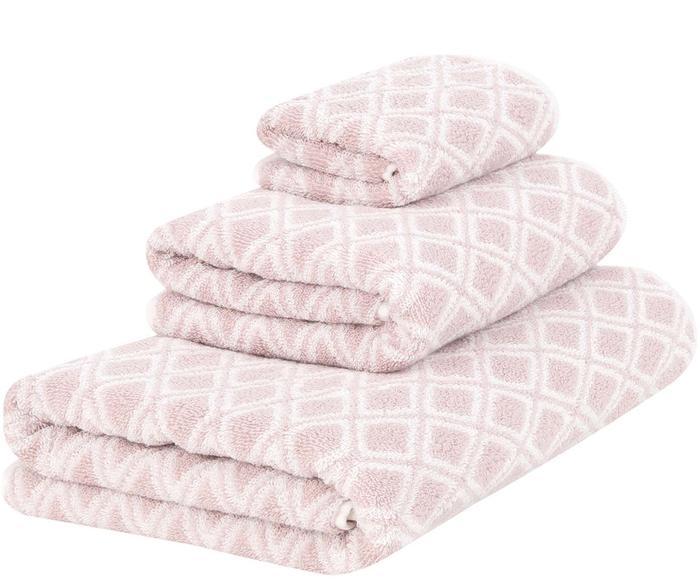Set de 3 toallas Ava