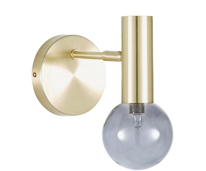 Aplique con luz LED Wilson