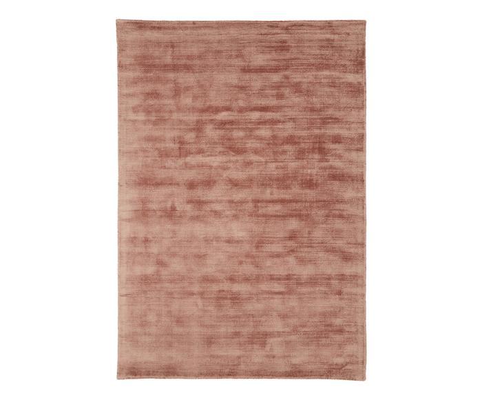 Tappeto Jane terracotta, 160x230 cm