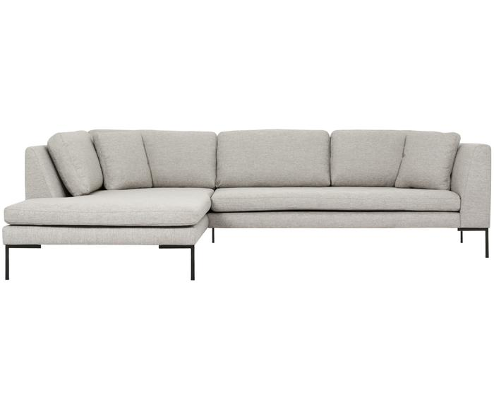 Sofá de 4 plazas con chaise longue izquierda Emma